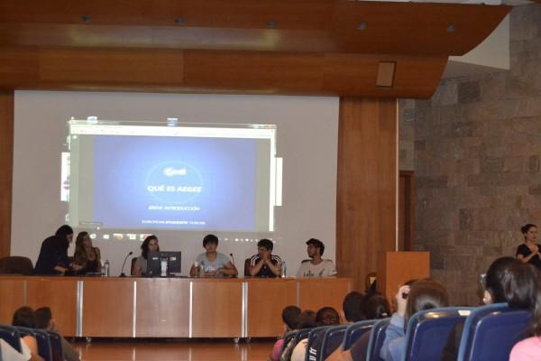 Presentación-estudiantil